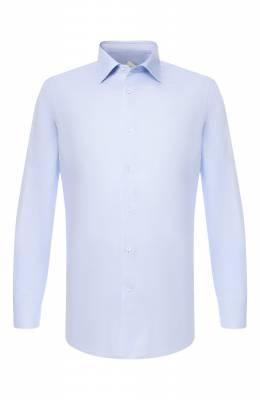Хлопковая сорочка с воротником кент Pal Zileri 0370G45----50706
