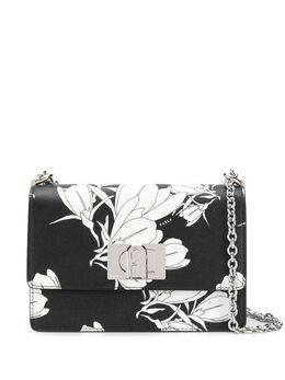 Furla сумка через плечо 1927 с цветочным принтом 1056883
