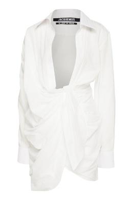 Платье из хлопка La robe Bahia Jacquemus 2985187199
