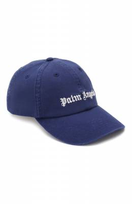 Хлопковая бейсболка Palm Angels PMLB009S202240233001