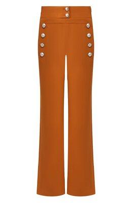 Шерстяные брюки Chloe CHC20SPA84062