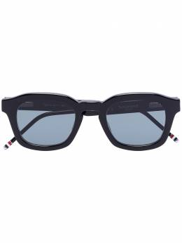 Thom Browne Eyewear солнцезащитные очки в квадратной оправе TBS4124801