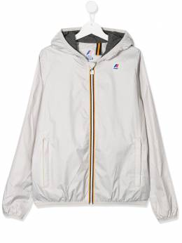 K Way Kids куртка на молнии с капюшоном K007A10