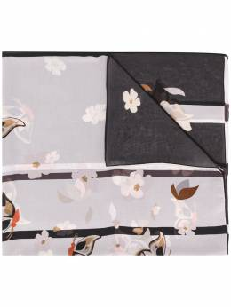 Liu Jo платок с цветочным принтом 2A0048T0300