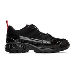 Burberry Black Arthur Sneakers 8020089