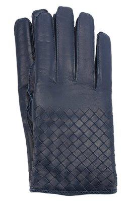 Кожаные перчатки Bottega Veneta 356650/V5100