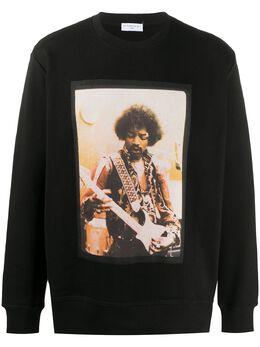 Ih Nom Uh Nit толстовка с принтом Jimi Hendrix NUS20288