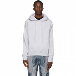 Off-White Grey Arrows Hoodie OMBB034S20D250190710