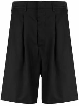 Buscemi шорты со складками BMS20337