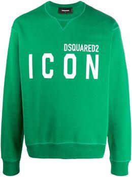 Dsquared2 толстовка с логотипом Icon S79GU0001S25042