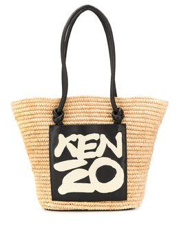 Kenzo сумка-тоут Kopakabana с открытым верхом FA52SA503B09
