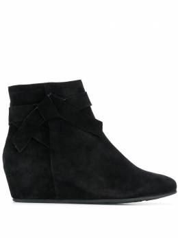 Hogl wedged ankle boots 41144220100