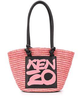 Kenzo сумка-тоут Kopakabana с открытым верхом FA52SA500B09