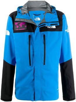 The North Face куртка в стиле колор-блок с капюшоном NF0A4AIQFU
