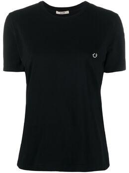 Zilver футболка Piercing с круглым вырезом SS20WTS05