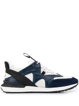 Mr & Mrs Italy кроссовки со вставками YSK0006
