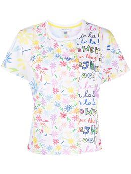 Mira Mikati футболка Ooh La La TEE015SS20