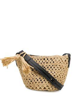 Stella McCartney плетеная сумка-ведро 700026W8660