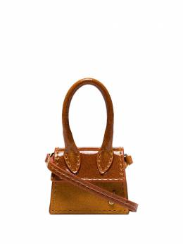 Jacquemus мини-сумка Le Petit Chiquito 201AC18201