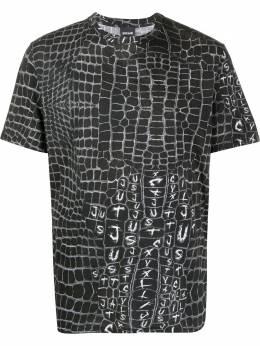 Just Cavalli футболка с логотипом S03GC0593N21494