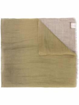 Faliero Sarti шарф с эффектом градиента 1067