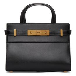 Saint Laurent Black Nano Manhattan Bag 593741 02G0W