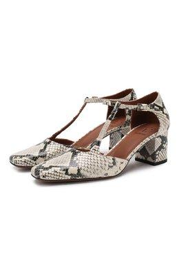 Кожаные туфли L'Autre Chose LDK006.55CP2911