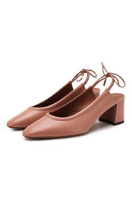Кожаные туфли L'Autre Chose LDL037.60CP2615