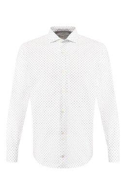 Хлопковая рубашка Eleventy A70CAMA01 TES0A187