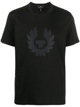 Belstaff футболка с логотипом 71140267J61N0154