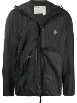 A-Cold-Wall* куртка с капюшоном ACWMF19CNB02BLK