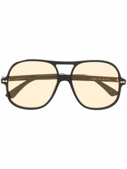 Gucci Eyewear солнцезащитные очки-авиаторы 610889J0740