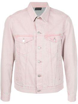 John Elliott короткая джинсовая куртка G294E84482L