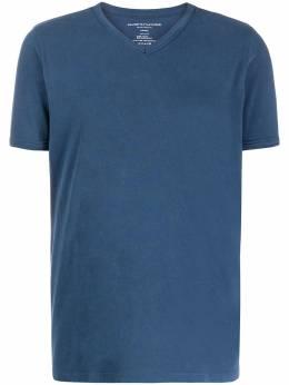Majestic Filatures футболка с V-образным вырезом HTS031M590
