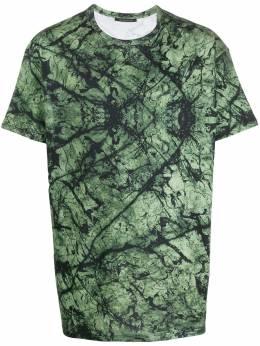 Mr & Mrs Italy футболка с графичным принтом YTS0024