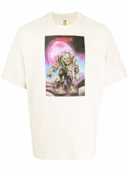 Acne Studios футболка с принтом BL0180