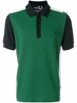 Raf Simons X Fred Perry Tape Detail PK polo shirt SM3082