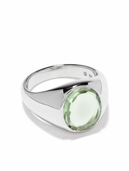 Tom Wood серебряное кольцо Lizzie с кварцем R75SOGQZ01S925