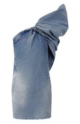 Джинсовое платье Saint Laurent 582582/YL870
