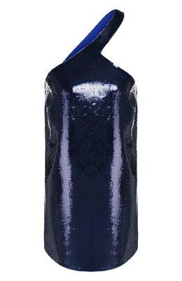 Платье с пайетками Saint Laurent 583464/Y210W