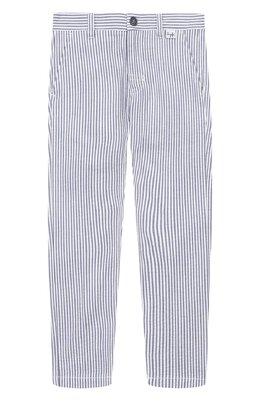 Хлопковые брюки Il Gufo P20PL297C1057/5A-8A