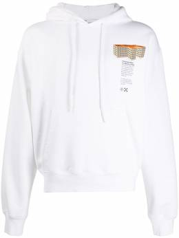 Off-White худи Rationalism OMBB037R20E300070188