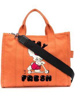 Marc Jacobs маленькая сумка-тоут Traveller M0016238801