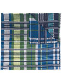 Missoni клетчатый шарф SA71VMU7298