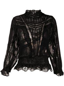 Iro блузка Orrie с вышивкой WP16ORRIE
