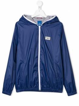 Fay Kids куртка с капюшоном 5M2097MC640