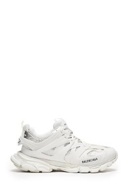 Белые комбинированные кроссовки Track Balenciaga 397150624