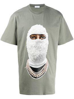 Ih Nom Uh Nit футболка с принтом NUS20231