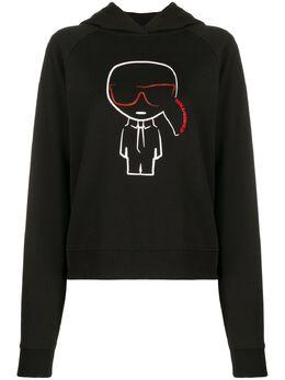 Karl Lagerfeld худи Ikonik Karl 201W1809999