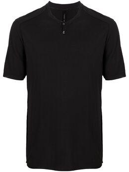Transit футболка с пуговицей на воротнике CFUTRK7421